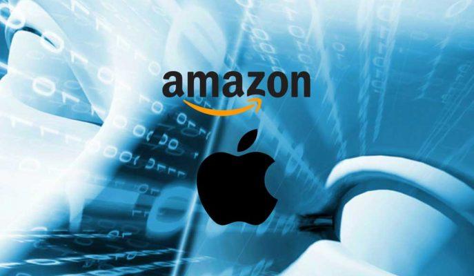 Amazon Ödeme Teknolojilerine, Apple Artırılmış Gerçeklik Alanına Yatırım Yaptı