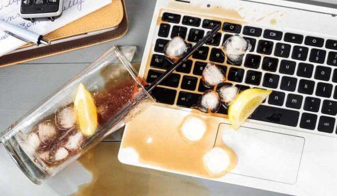 Apple Suya Dayanıklı Klavye Geliştirmek için Kolları Sıvadı