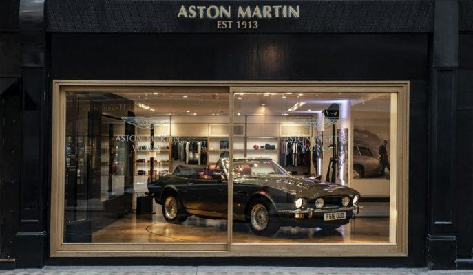 Sıfır Bir Aston Martin Tercihinizi Artık Klasikten Yana Kullanabileceksiniz!