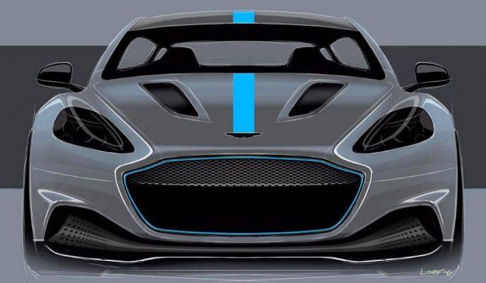 Aston Martin RapideE'nin EV Motoru ve Nerede Üretileceği Kesinleşti!