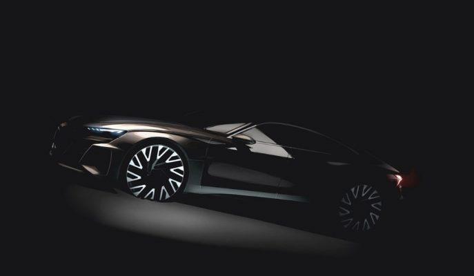 Audi e-Tron GT'nin Pillerini Olağanüstü Bir Hızla Şarj Edecek!
