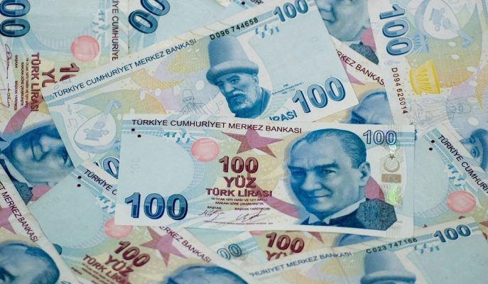 Ağustos Sonu İtibarıyla Bankacılık Sektörünün Kredi Hacmi 2,8 Trilyon Liraya Çıktı