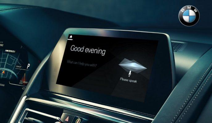 BMW'nin Yeni Akıllı Asistan Teknolojisinde Yapay Zeka Üst Seviyede!