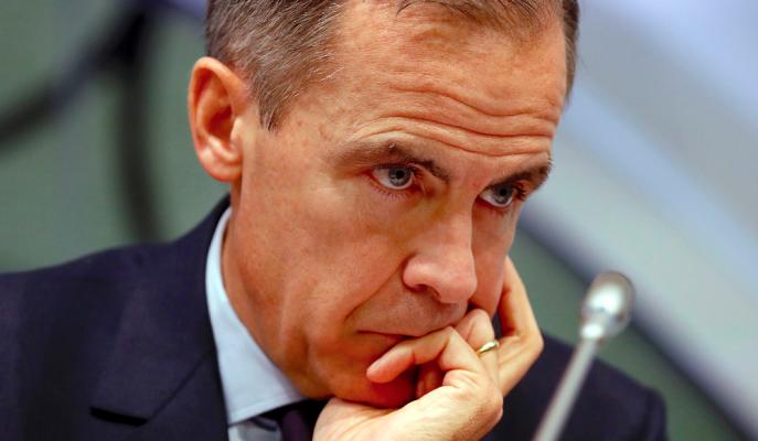 BoE Başkanı Anlaşmasız Brexit'in Ekonomik Kargaşaya Neden Olacağı Konusunda Tamamen Yanılıyor!