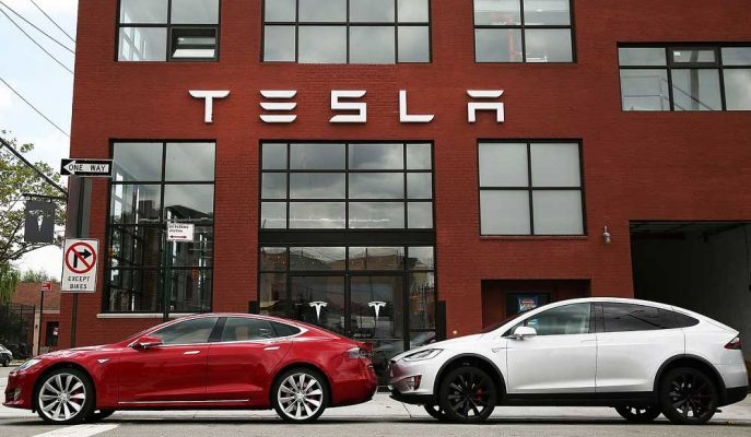 Boğa Piyasası Analistlerinin Raporu Tesla Hisselerini Yüzde 8 Yükseltti