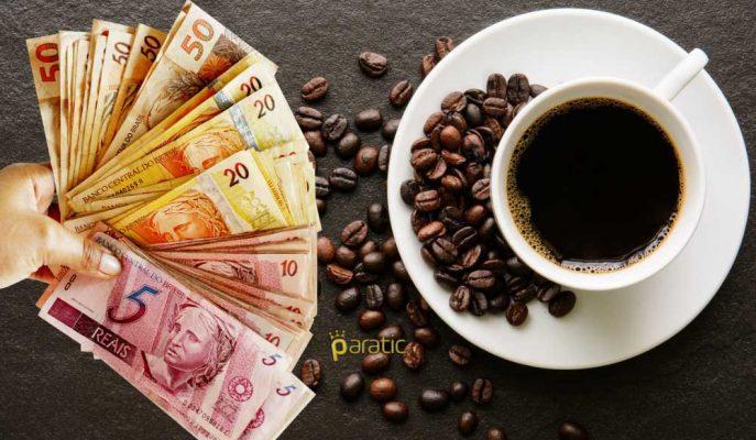 Brezilya'daki Siyasi Belirsizlik New York'ta Kahve Fiyatlarını Düşürdü
