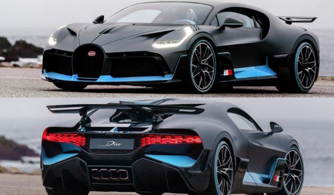 Bugatti En Son Divo'da Kullandığı 8.0LW16 Motoru Sonlandırılıyor!