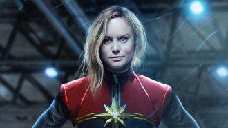 Heyecanla Beklenen Captain Marvel Filminden İlk Fragman Geldi