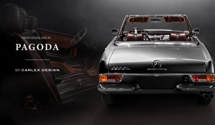 Carlex'in Mercedes 230 SL Pagoda Restoresi Çok Uzun Yıllar Konuşulacak!