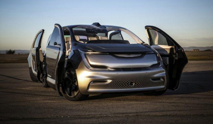"""2020 Yılında Chrysler """"Portal Concept"""" Modelini Üretime Alıyor!"""