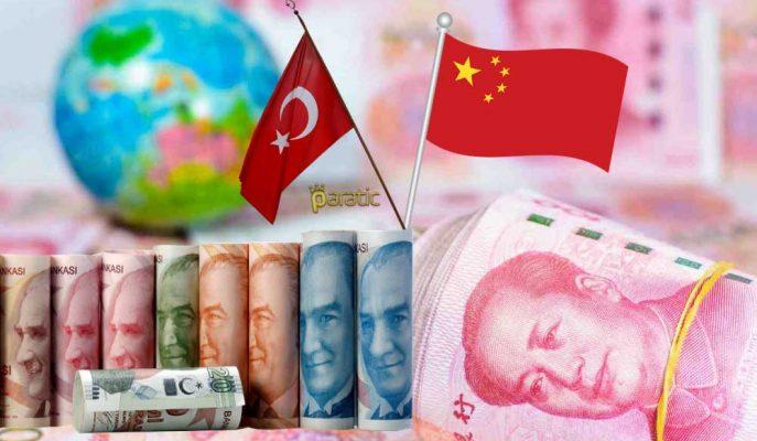 Çin Ticaret ve Yatırımda Türkiye'nin Milli Para Kullanma Teklifini Destekliyor