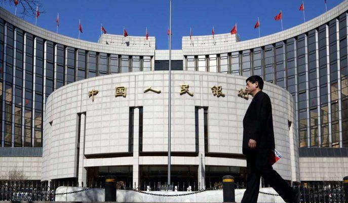 Çin'in En Büyük Bankaları İlk Yarıda Yükselse de Yatırımcılar Sektöre Şüpheyle Yaklaşıyor!