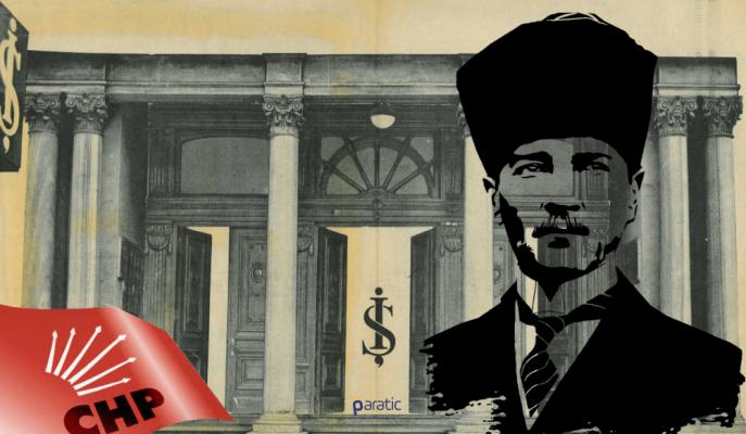 Cumhurbaşkanı Erdoğan CHP\'nin İş Bankası Hisselerinin Hazine\'ye Geçmesi Gerektiğini Söyledi