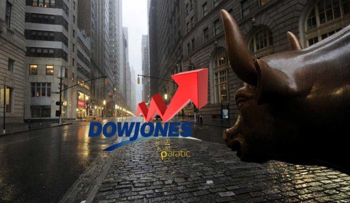 Dow Jones Teknoloji ve Banka Hisseleri ile Rekor Kapanış Yaptı