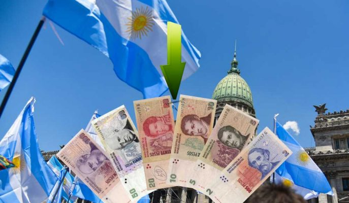 Ekonomik Krizle Başa Çıkmaya Çalışan Arjantin 10 Bakanlığını Kapatabilir!
