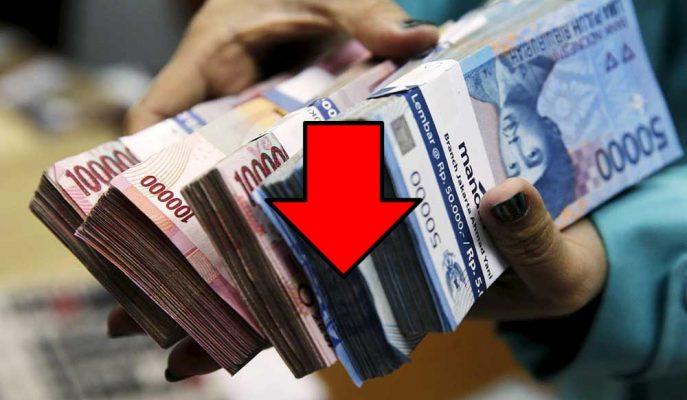 Endonezya Rupisi Dolar Karşısında 20 Yılın En Düşük Seviyesine Geriledi!