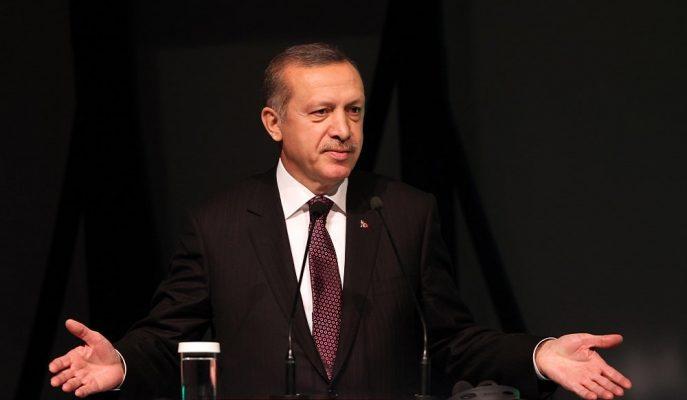 ABD'li İş İnsanları ile Bir Araya Gelen Erdoğan Stratejik Ortaklık Adına Önemli Mesajlar Verdi