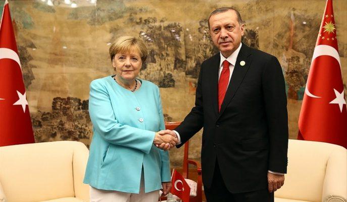 Erdoğan – Merkel Görüşmesinde İki Ülkenin İlişkileri Adına Önemli Mesajlar Verildi