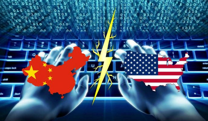 """Eric Schmidt: """"İnternet 10 Yıl İçinde ABD ve Çin Yönetiminde İki Parçaya Ayrılacak"""""""