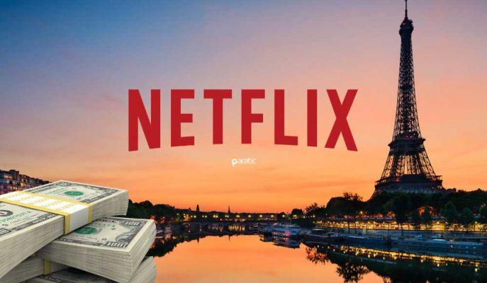 Fransa Yatırımlarını İkiye Katlayan Netflix Bunun için Milyonlar Harcayacak!