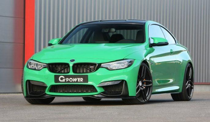G-Power 20 Bin Dolar Farkla BMW M4'ü Huracan'dan Daha Güçlü Yapıyor!