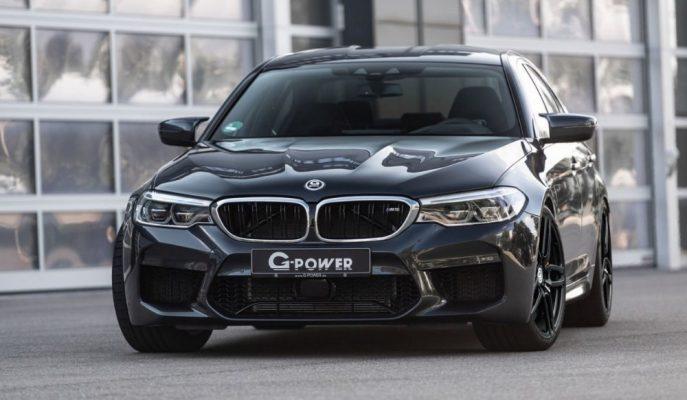 G-Power Yazılımla BMW M5'i Lamborghini Huracan'dan Daha Hızlı Hale Getirdi!