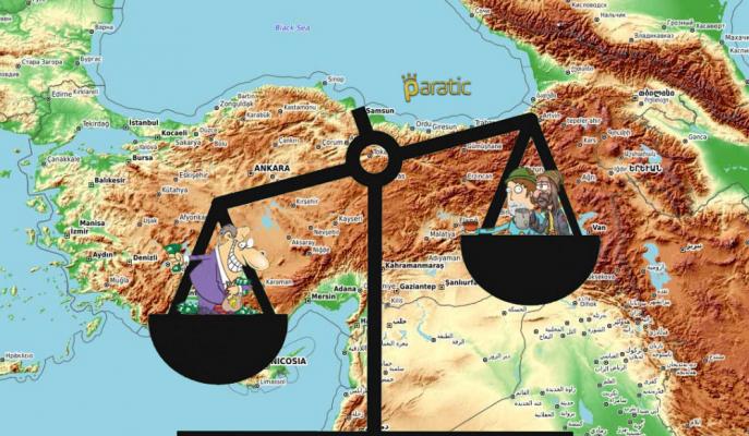 Gelir Eşitsizliğinin En Yüksek Olduğu İller İstanbul, Adana ve Mersin Oldu