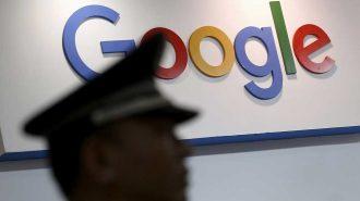 Google Çalışanların Elindeki Çin Arama Motoru Planlarını Silmeye Uğraşıyor!