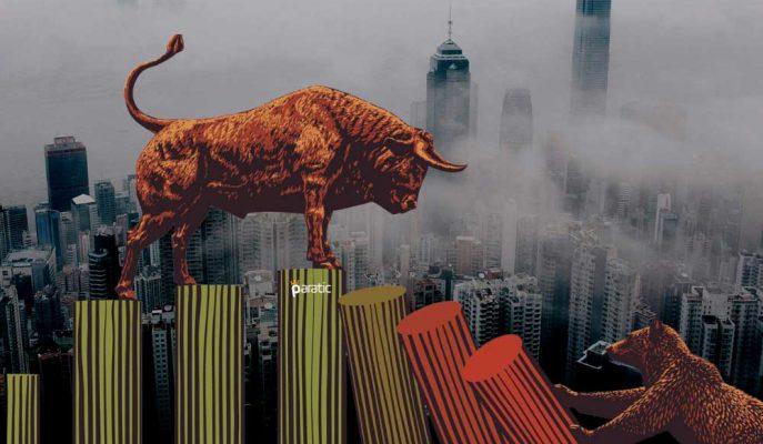 Hong Kong'un 28 Aylık Boğa Piyasasında Sona Gelindi, Emlak Balonu Patlıyor
