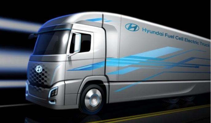 Hyundai 2019 Yılında Full Elektrikli Kamyonunu Tanıtacak!