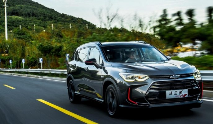 2019 Chevrolet Orlanda SUV Çin Pazarı için Yola Çıkıyor!