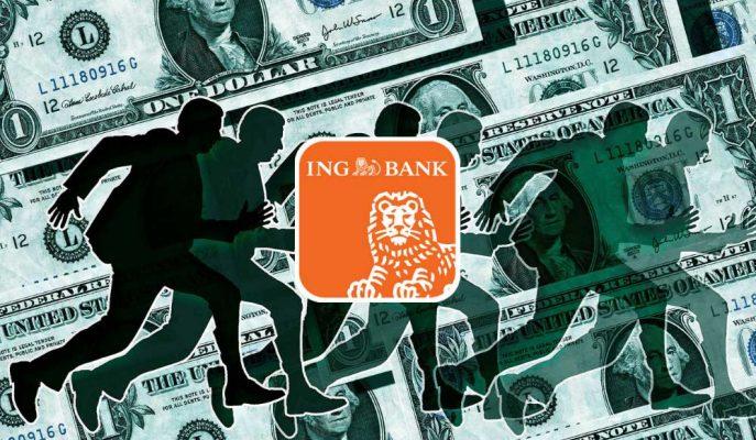ING Kara Para Aklama Davasında 900 Milyon Dolar Ödemeyi Kabul Etti!