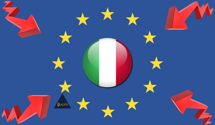 İtalya'nın Durumu Hisselerin Düşüşü ve Euro'nun Değer Kaybında Başrol Oynuyor