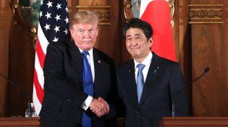 Japonya ABD ile Ticaret Savaşından Kaçınmak için Taviz Vermek Zorunda