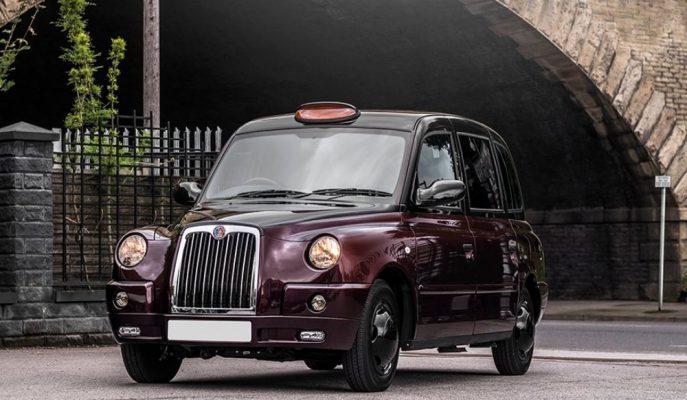 Kahn Design'ın İkonik London Taksi TX4'e Yaptığı Rolls Royce Yükseltmesi!