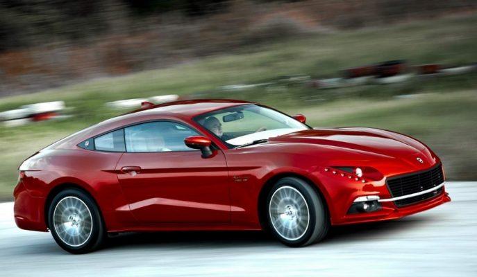 """Mustang ve AMG GT'nin Birleştirildiği Nokta: """"Warszawa M20 GT"""""""