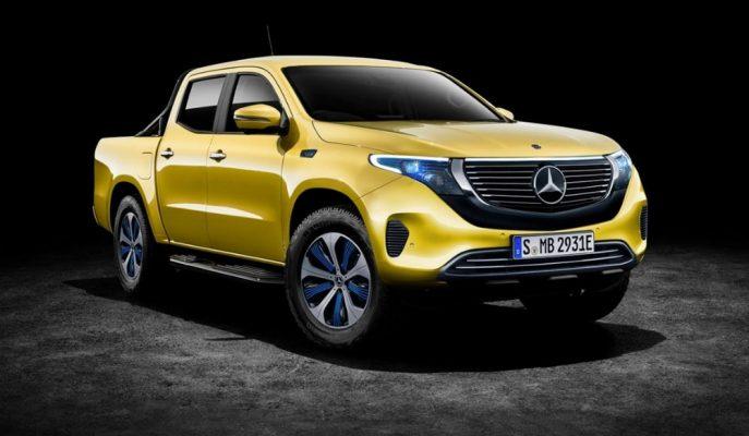 Mercedes'in EQC SUV'u Diğer Sınıf Modellerine İlham Kaynağı Oldu!
