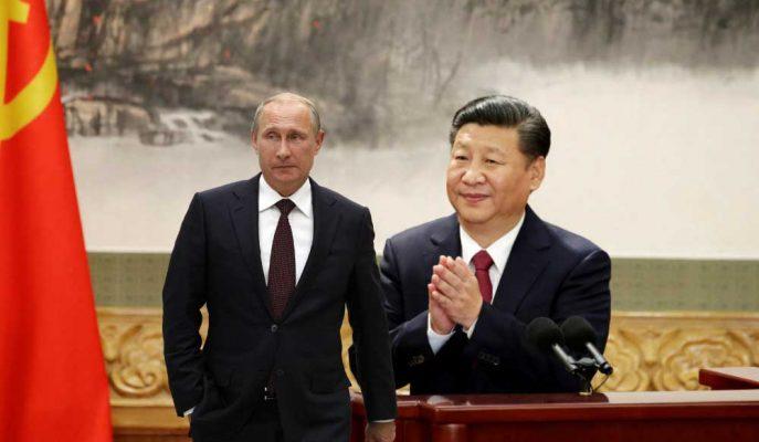 Korumacı Politikalar Cephesinde Putin'i Destekleyen Jinping, Uluslararası İşbirliğine Açığız Dedi