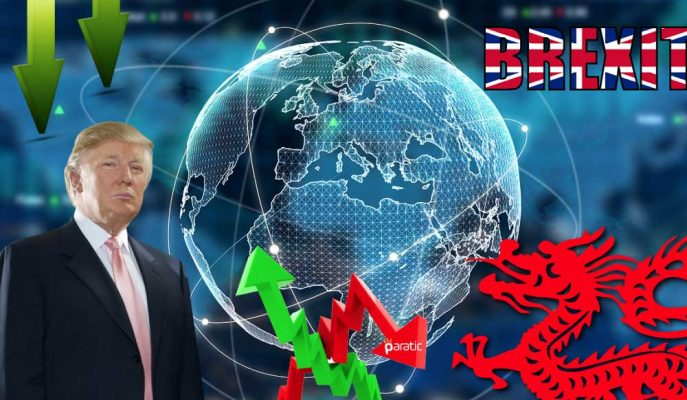 Küresel Büyüme Tahminini Düşüren OECD 4 Temel Riski Açıkladı!