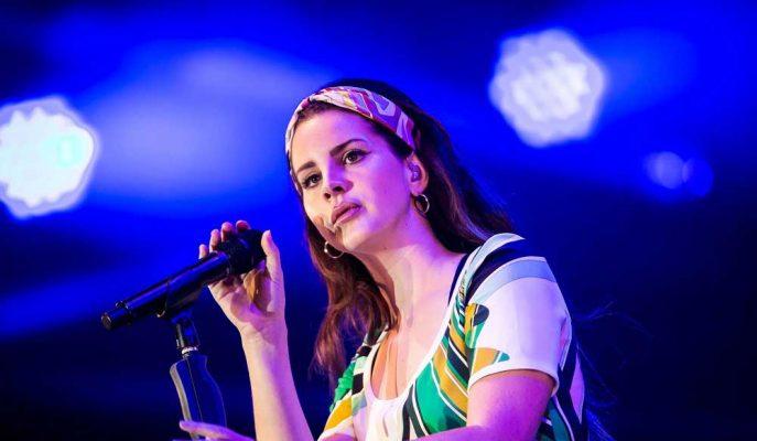 Lana Del Rey İsrail Konserini İptal Ettiğini Açıkladı!