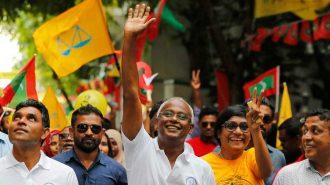 Maldivler Seçimleri Bölgedeki Hindistan Çin Rekabetini Kızıştıracak!