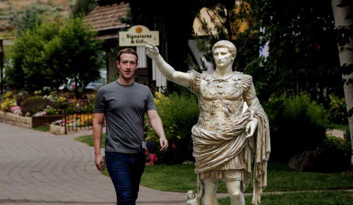 Mark Zuckerberg'in Roma İmparatoru Augustus'a Hayranlığı Liderliğine Yansıdı!
