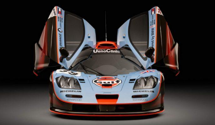 1997 McLaren F1 GTR Longtail 25R'ın Restorasyonu 21 Sene Önce Saklanan Parçalarla Yapıldı!