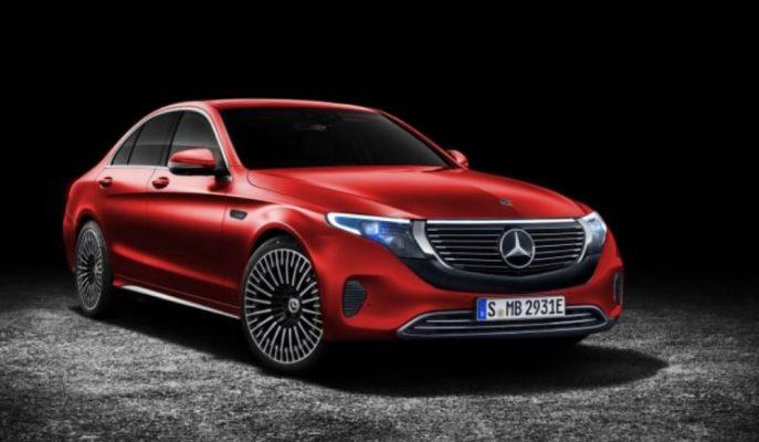 Mercedes EQ Elektrik Sınıfına C Klass Sedan Versiyonunu Katacak!