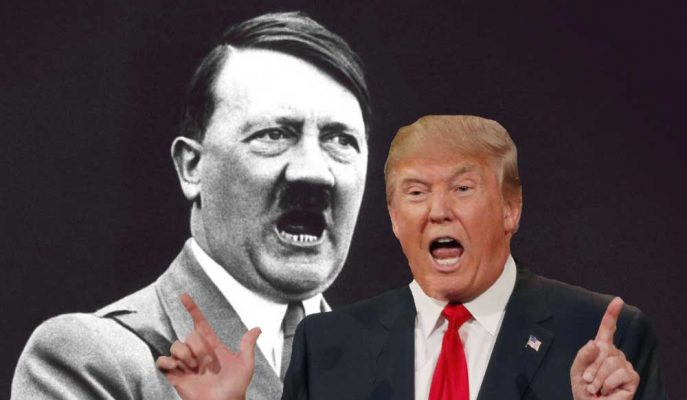 Michael Moore Yeni Belgeselinde Trump'ı Hitler ile Kıyasladı!