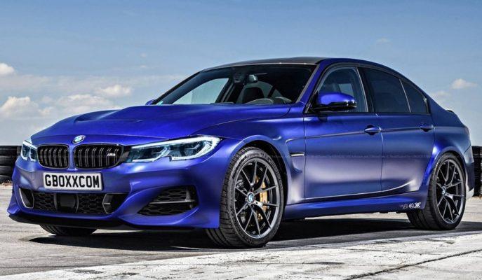 Nikita Aksyonov'un Yeni BMW M3 Tasarımı Büyüleyici Duruyor!