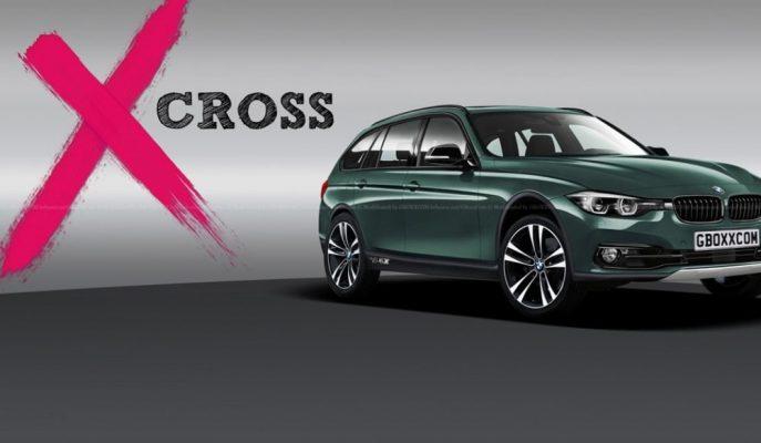 """BMW 3 Serisinin Yükselişi: """"X-Cross"""""""