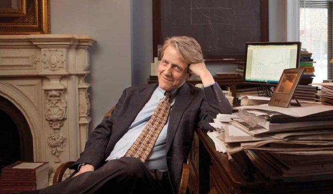 Nobel Ödüllü Ekonomist Shiller Borsada Kötü Zamanlar Öngörüyor!