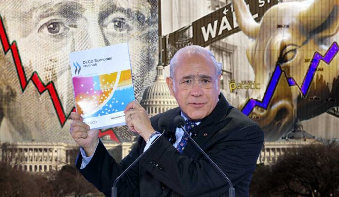 OECD Genel Sekreteri Küresel Ekonominin Durumu Konusunda Yanıldıklarını Söyledi