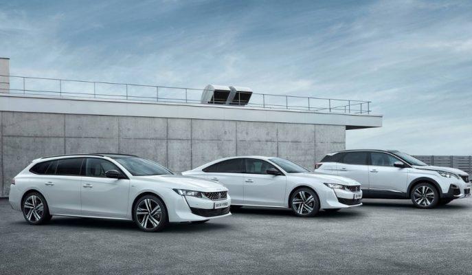Peugeot'un Plug-in Hibrit Motorlu Versiyonları İnanılmaz Güçlü Olacak!